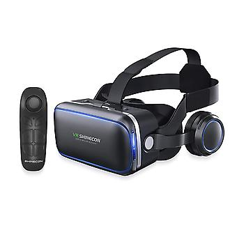Vrshinecon Vr Headset For Phone Virtual Reality Goggles