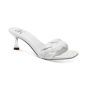 INC International Concepts Womens INC Parker Woven Slide Sandals