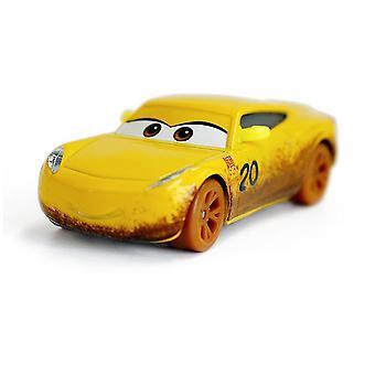 Cruz Ramirez Mini Car Toy Racing Car Model
