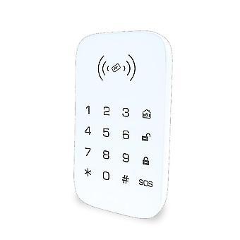 Wireless Keypad Security System For Burglar Fire Alarm Host Control Panel