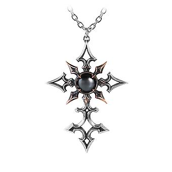 Alchemy Gothic Chao Crucis Pendant