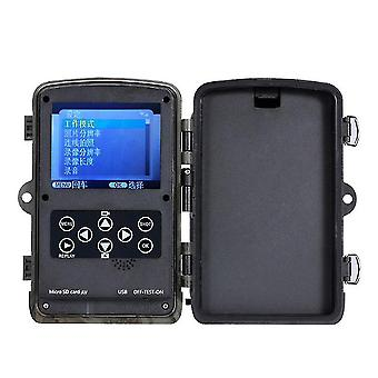 Trail cameras h882 hunting camera 1080p 5mp wild life camcorder infrared night vision waterproof camera hd