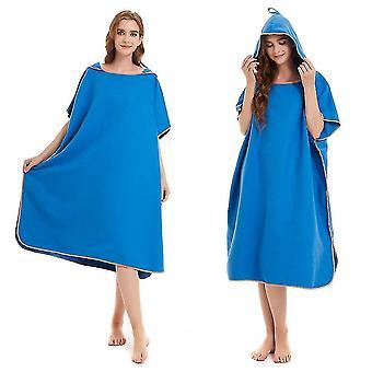 Bath towels washcloths homemiyn adult hooded cloak bath towel beach towel quick-drying absorbent cloak beach changing