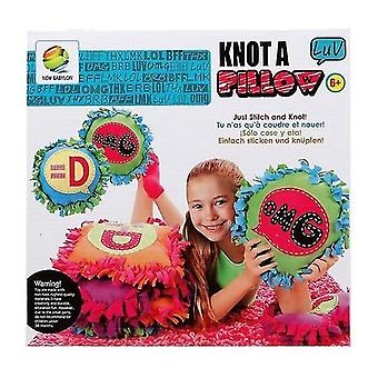 Puppets marionettes craft set knot a pillow 113111