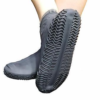 Wiederverwendbarer rutschfester silikonfester wasserdichter Schuhschutz
