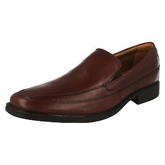 Mens Clarks Formal Slip On Shoes Tilden Free