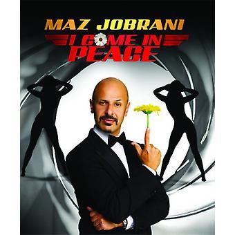 Maz Jobrani: I Come in Peace [Blu-ray] USA import