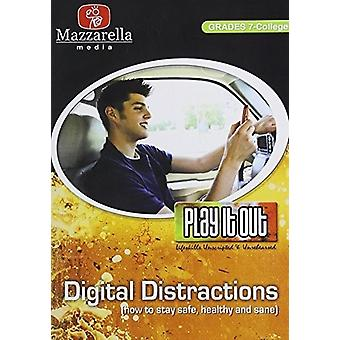 Play It Out: Digital Distractions Are They Hurting [DVD] USA import