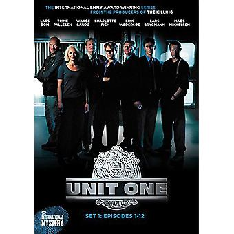 Unit One: Series 1 [DVD] USA import