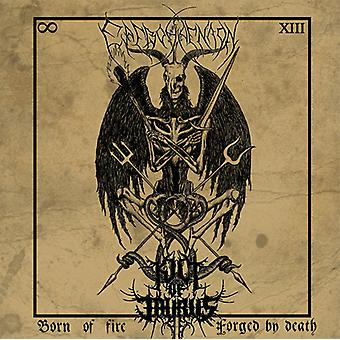 Kult of Taurus / Aenaon Erevos - Born of Fire Forged by Death [CD] USA import