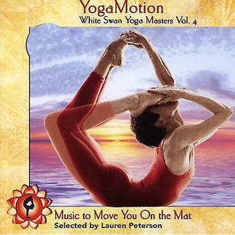 Yoga Motion: White Swan Yoga Masters - Vol. 4-Yoga Motion: White Swan Yoga Masters [CD] USA import