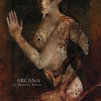 Arcana - Le Serpent Rouge [CD] USA import