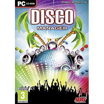 Disco Manager PC CD joc