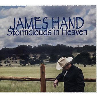 James Hand - Stormclouds in Heaven [CD] USA import
