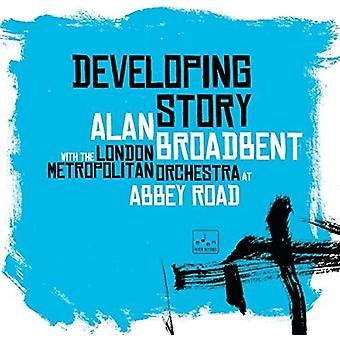 Broadbent, Alan / London Metropolitan Symphony Orc - Developing Story [Vinyl] USA import