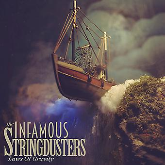 Infamous Stringdusters - Laws of Gravity [CD] USA import