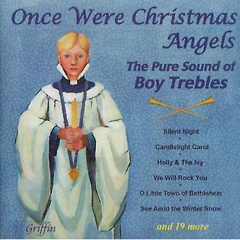 Once Were Christmas Angels - Once Were Christmas Angels: The Pure Sound of Boy Trebles [CD] USA import