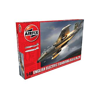 Airfix A10101A English Electric Canberra B2/B20 1:48 Model Kit