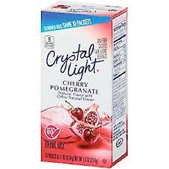 Crystal Light On The Go Cherry Pomegranate Sugar Free Soft Drink Mix