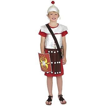 Dziecięce stroje karnawalowe kostium rzymski żołnierz dla chłopców