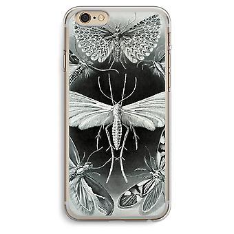 iPhone 6 Plus / 6 s Plus Transparent Case (weich) - Haeckel Tineida