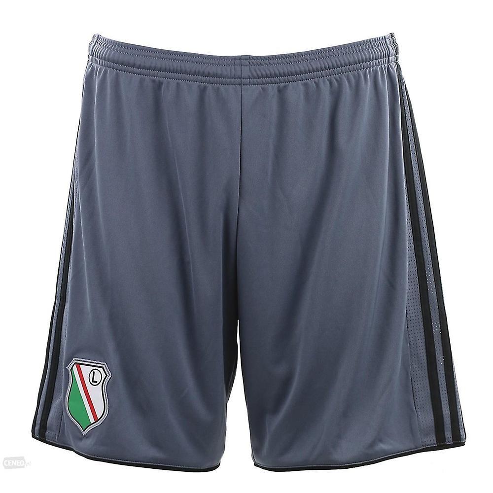 Spodnie męskie adidas Legia Warszawa piłka nożna 1718 od BR6852 wszystkie rok
