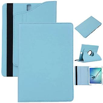 Cover 360 degrees light blue case for Samsung Galaxy tab S3 9.7 T820 T825