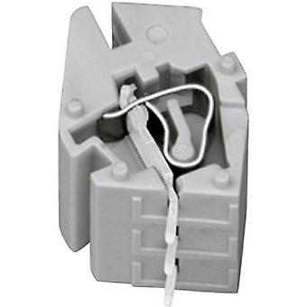 Bloque de terminales WAGO 789-128 3-pin gris 1 PC