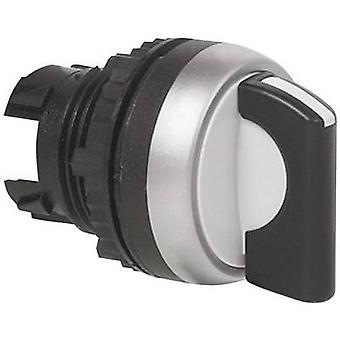 BACO L21KC03 Selector Front ring (PVC), chrome-plated Black 1 x 45 ° 1 pc(s)