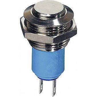 APEM AV1611A200 Tamper-proof pushbutton 250 V AC 1.5 A 1 x On/Off latch 1 pc(s)