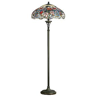 Interioare 1900 Sullivan Rich floral Tiffany design etaj inalt standard Light