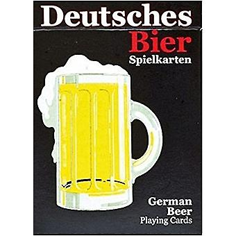 German Beers Set Of Playing Cards