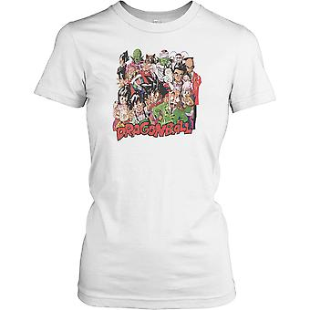 Dragonball - 80 enfants TV Show Ladies T-shirt