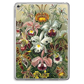 iPad Pro 9,7 tommers gjennomsiktig sak (myk) - Haeckel Orchidae