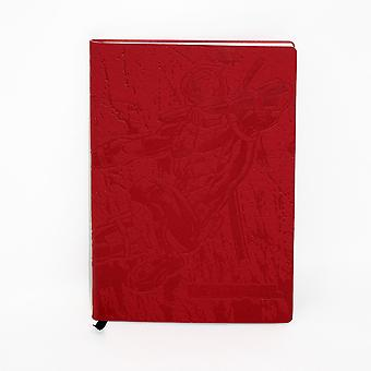 Deadpool notebook action DIN A5, flexi-cover, look & feel like leather, 144 pages lined.