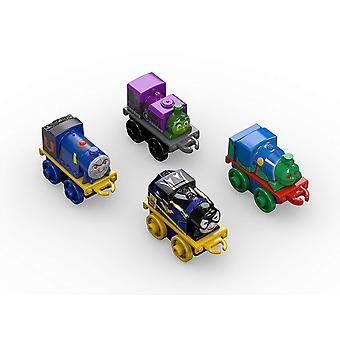 Fisher Price Thomas the Train DC Super Friends Character 4 Pack