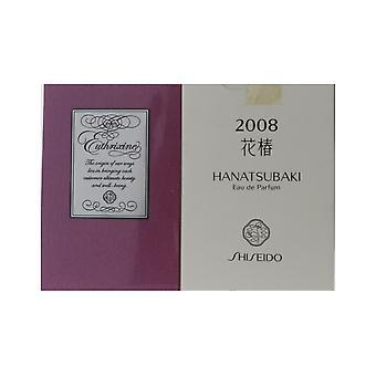 Shiseido 2008 Hanatsubaki Eau De Parfum Splash 0.84 Oz/25 ml ruutuun