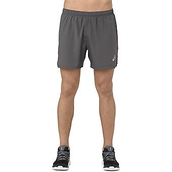 ASICS silver 5in shorts-SS20