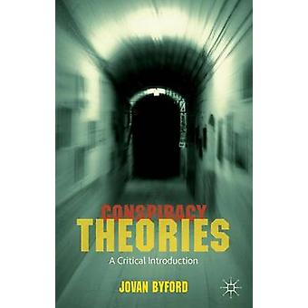 Conspiracy Theories by Jovan Byford