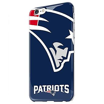 5 Pack -Mizco Sports NFL Oversized TPU Case for iPhone 6 / 6S (New England Patriots)
