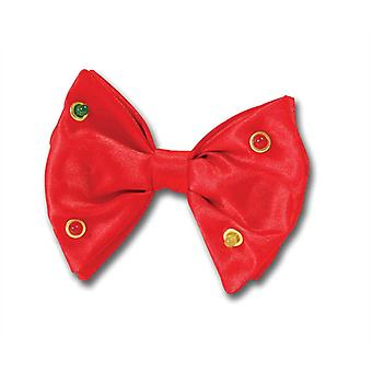 Bow Tie Red flashing.