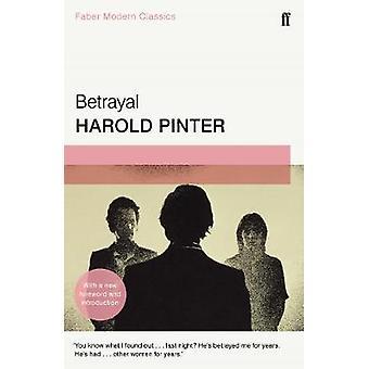 Betrayal by Harold Pinter - 9780571338788 Book