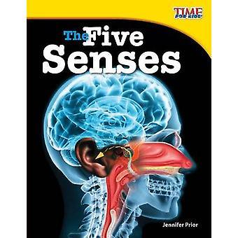 The Five Senses by Jennifer Prior - 9781433336768 Book
