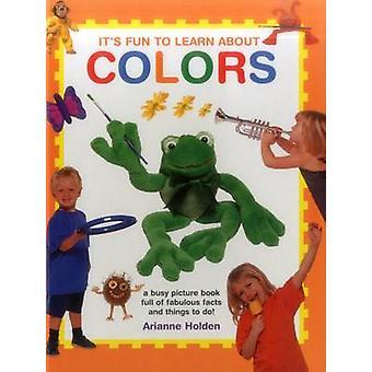 كل متعة للتعرف على الألوان-صورة مشغول كتاب كامل Fabu