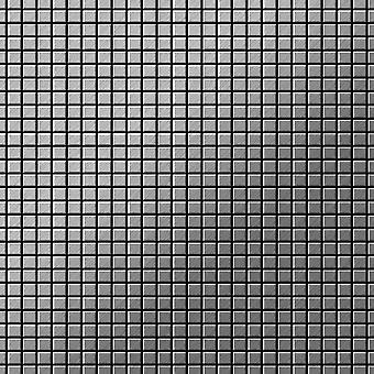 Metal Mosaic rozsdamentes acélból készült Glomesh-S-S-MB