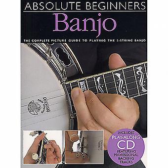 Absolute Beginners Banjo Book