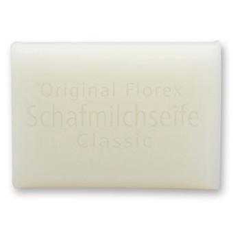 Florex sheep milk SOAP - classic - with lanolin and vegetable oils delicate fragrance 100 g