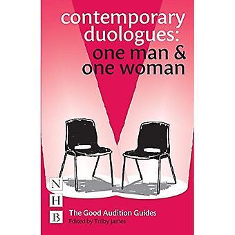 Duologues contemporáneos: Un hombre y una mujer