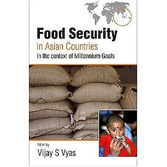 Elintarviketurvan Aasian maissa vuosituhattavoitteiden yhteydessä