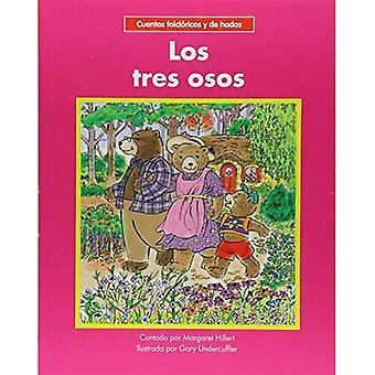 Los Tres Osos (begin te lezen, Spaanse sprookjes & Folklore)